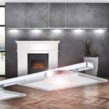 Wohnzimmer Lampe Led Design Led Decken Pendel Hänge Lampe Küche Ess Zimmer Beleuchtung