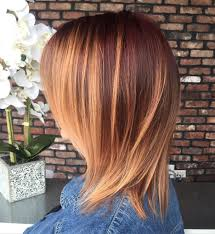 medium lentgh hair with highlights and low lights 40 amazing medium length hairstyles shoulder length haircuts 2018