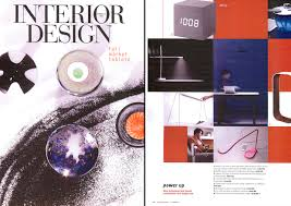 interior design magazine davide groppi