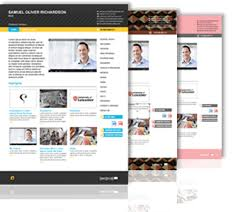 Digital Resume Example by Digital Cv Create Your Electronic Cv Online Jobzoo