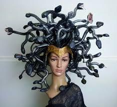 Medusa Halloween Costume Tocado Medusa Medusa Medusa Headpiece Costumes