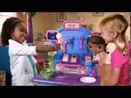 doc mcstuffins get better tv commercial just play doc mcstuffins get better check up