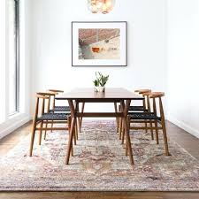 rug for dining table rug under dining table size area rug for