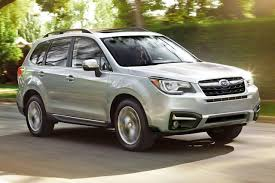 1999 subaru forester interior 2017 subaru forester pricing for sale edmunds