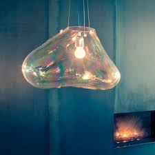 Hand Blown Glass Pendant Lights by Home Lighting Lovely Beautiful Hand Blown Glass Pendant Lights