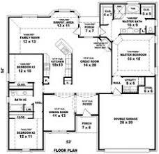 2000 Sq Ft Bungalow Floor Plans 2000 Sq Ft Homes Plans Bathroom Bedroom Garage House Plan