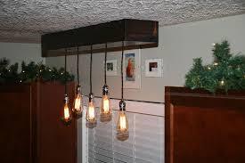 Edison Pendant Light Edison Bulb Pendant Light Fixture 6 Steps With Pictures