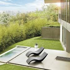 Chaise That Turns Into A Bed Ultra Modern Pool Lounge Chairs To Turn Your Backyard Into Retreat