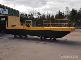 amphibious truck for sale used finnboom working ship amphibious excavators year 2017 price