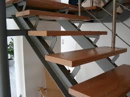 stahl holz treppe pickert sieding metalltechnik treppen