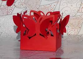 decorative paper boxes 21 recycling paper crafts and fabric butterflies for decoration