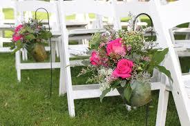 flower arrangements for weddings wedding ceremony flower arrangements branford flowers in