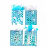 blue gift bags flomo large glittering gold glitter christmas gift bags