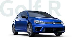 volkswagen 2017 vw golf r performance hatchback volkswagen