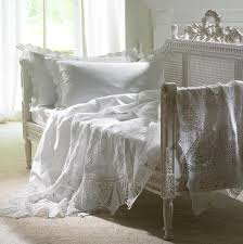 white lace duvet covers and tablecloths at linens lace and patchwork