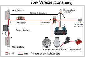 4x4 dual battery system wiring diagram efcaviation com
