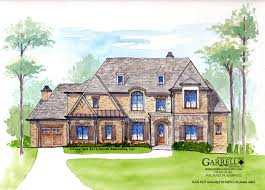 french country house plans with porches mon chateau iii house plan covered porch plans
