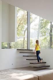 rambarde escalier design escalier suspendu de design moderne en 55 exemples supers
