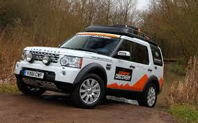 lr4 land rover off road land rover underwater truck trend news