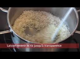 faire revenir en cuisine cuisiner futé faire revenir riz