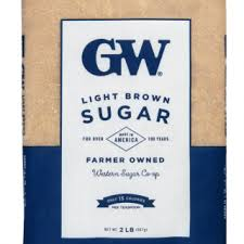 Light Brown Color Retail Light Brown Sugar Western Sugar Cooperative