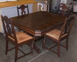 Walnut Dining Room Set Antique Walnut Dining Table Refining Decor