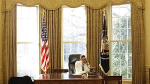 president obama has redecorated the oval office middle eastern