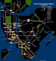 New York City Subway Maps by New York City Subway