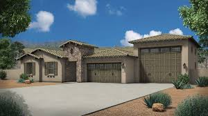 parker with rv garage plan 5031 estates at the meadows maracay homes