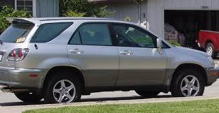 lexus 2003 rx330 lexus rx330 2004 18 inch chrome wheels set of 4 clublexus