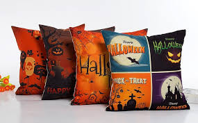 4 pack of halloween throw pillow covers only 8 69 freebies2deals