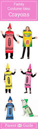 Halloween Costumes For A Family Of 6 by Top 25 Best Crayon Costume Ideas On Pinterest Teacher Nail Art