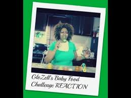 Challenge Reaction Glozell S Baby Food Challenge Reaction