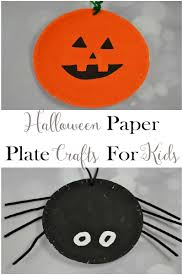 halloween paper plate crafts for kids sweet tea u0026 saving grace