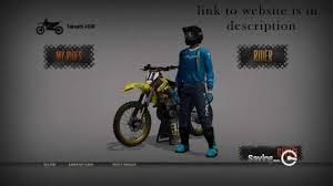 motocross full gear new mx vs atv reflex gear mods youtube