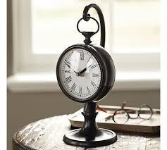 Pottery Barn Outdoor Clock Pendant Clock Pottery Barn