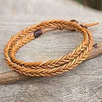 leather wrap bracelet men images Unique mens womens leather jewelry unicef market jpg