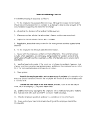 employee termination checklist and exit interview questionnaire