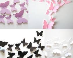 3d butterflies etsy