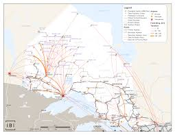 Draft Central Coast Regional Transport Strategy Discussion Paper Northern Ontario Multimodal Transportation Strategy