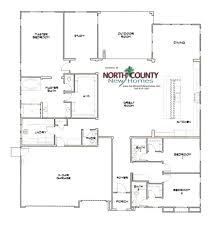 Floor Plans For 2 Story Homes by The Estates At Canyon Grove Floor Plans North County New Homes