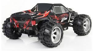 rc monster jam trucks buy wltoys a979 2 4gh 4wd rc monster truck ksa souq