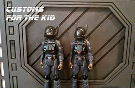 wars custom of the week modified imperial disguise jyn erso