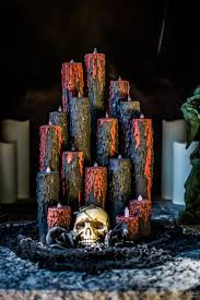How To Make Life Size Halloween Props Blood Candles The Navage Patch