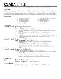 guidance counselor resume school therapist resume school counselor resume exles c