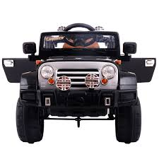 power wheels jeep mp3 rc battery power wheels jeep car truck kids ride on w led