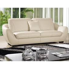 canape de luxe cuir canapé 2 places luxe julietta cuir beige design achat vente canape
