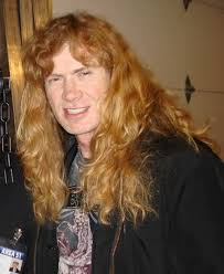 metal hair the dave mustaine heavy metal hairstyle cool men s hair