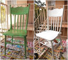 Painted Dining Chairs by The Weekend At A Glance My Socal U0027d Life