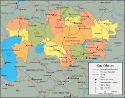 tehran satellite map kazakhstan map and satellite image